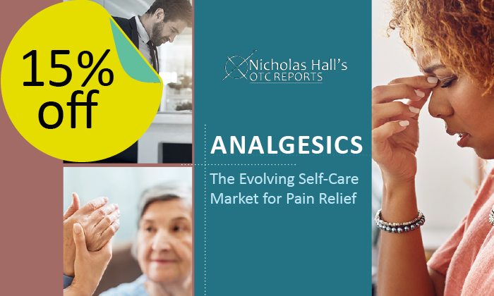 Analgesics: The Evolving Self-Care Market for Pain Relief