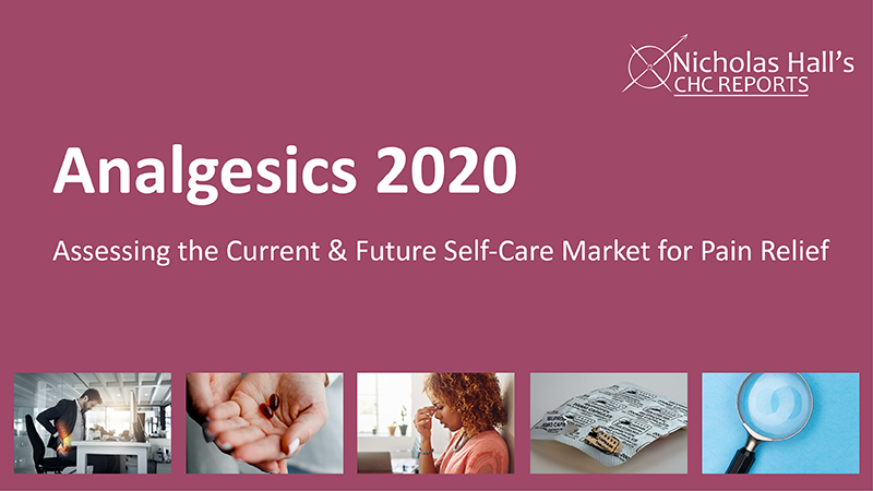Analgesics 2020 - Assessing the Current & Future Self-Care Market for Pain Relief