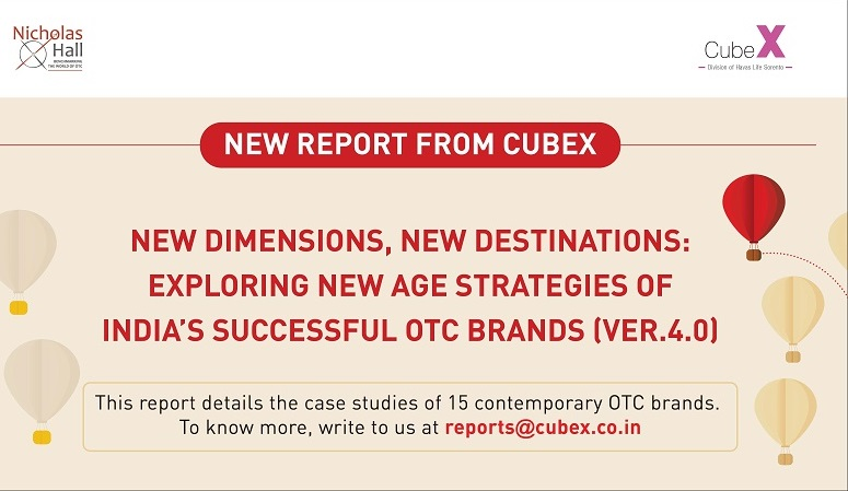 New Dimensions, New Destinations: Exploring New Age Strategies of India's Successful OTC Brands