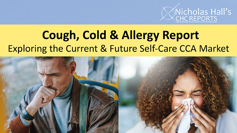 Cough, Cold & Allergy: Exploring the Current & Future Self-Care CCA Market