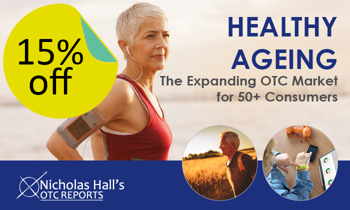 Healthy Ageing: The Expanding OTC Market for 50+ Consumers