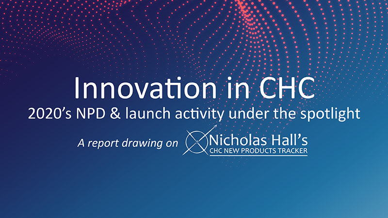 Innovation in CHC. 2020's NPD & Launch Activity Under the Spotlight