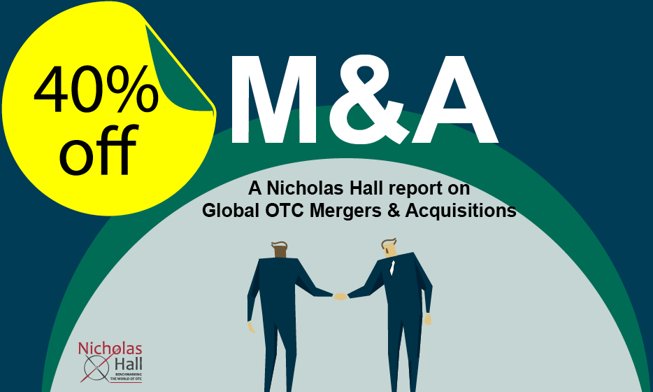 M&A: A Nicholas Hall Report on Global OTC Mergers & Acquisitions