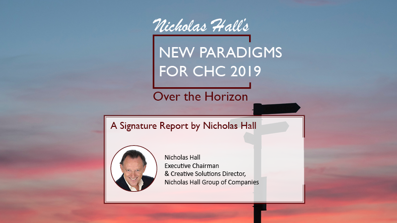 Nicholas Hall's New Paradigms for CHC 2019