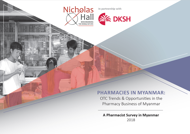Pharmacies in Myanmar