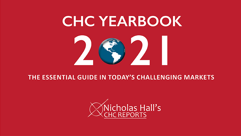 Nicholas Hall's CHC YearBook 2021