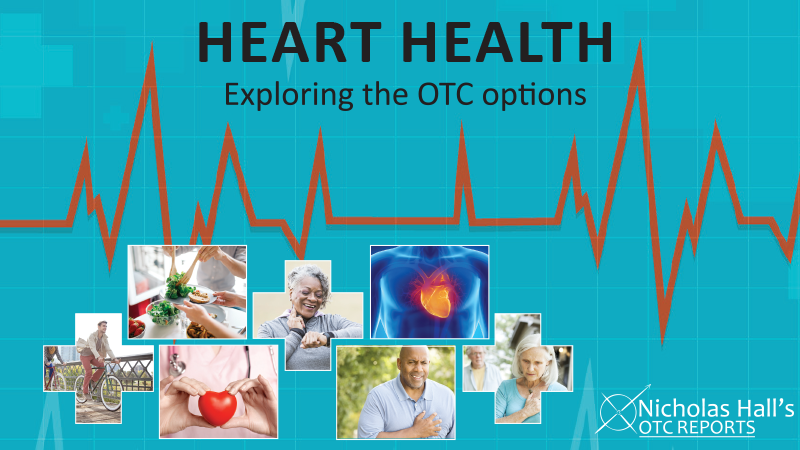 Heart Health: Exploring the OTC options