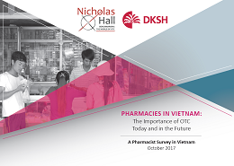 Pharmacies in Vietnam